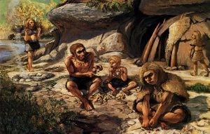 انسان های اولیه