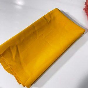 پارچه رنگ خردلی